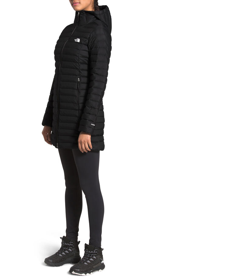 The North Face Chamarra Stretch Down Mujer, NEGRO, editorial