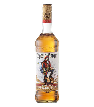 Ron Captain Morgan Original Spiced Rum, 700 ml, , large