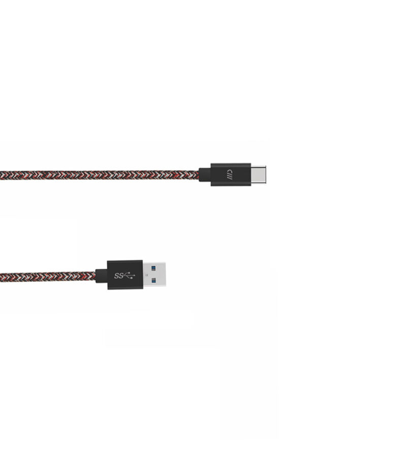 Cable Usb-C Rojo, , editorial
