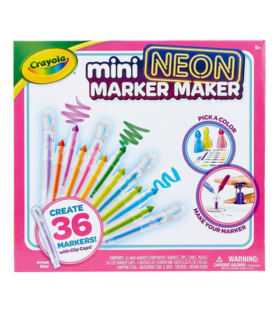 Mini Neon Marker Maker, , large