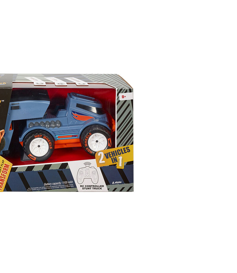 Hot Wheels RC Trick Truck, , editorial