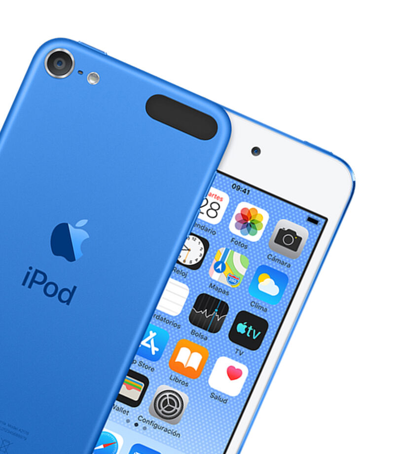 iPod Touch 256GB Azul, , editorial