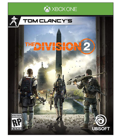 The Division 2 Tom Clancy's Xbox One, , large