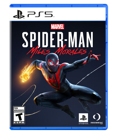 Marvel's Spider-Man: Miles Morales PS5, , large