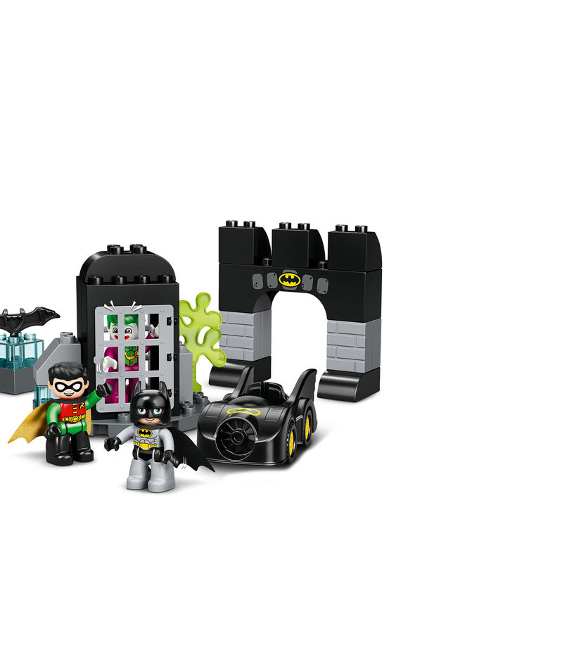 Lego Duplo Batman Batcueva, , editorial