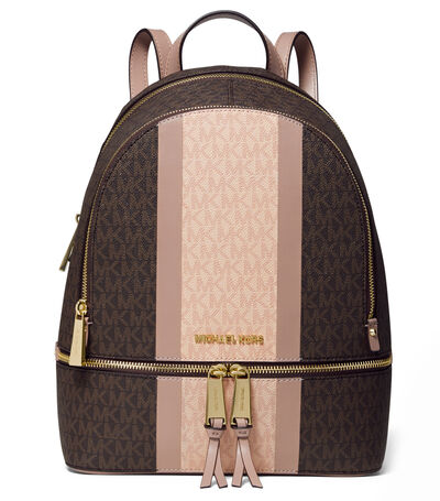 Bolso backpack monogram, , large