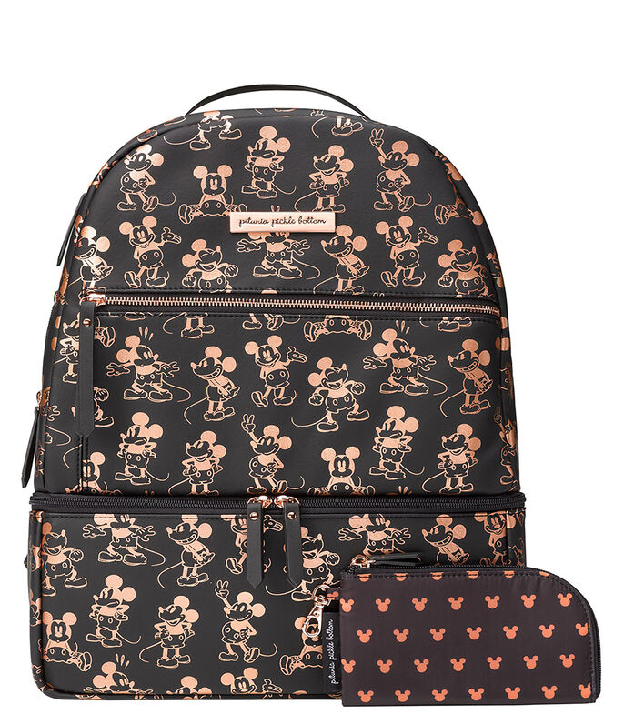 Pañalera Axis tipo backpack con Mickey Mouse, , large