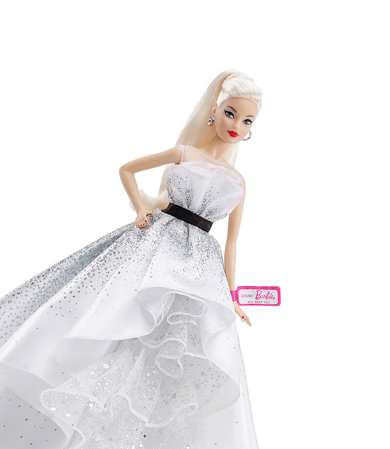 Barbie 60th Anniversary Doll, , editorial