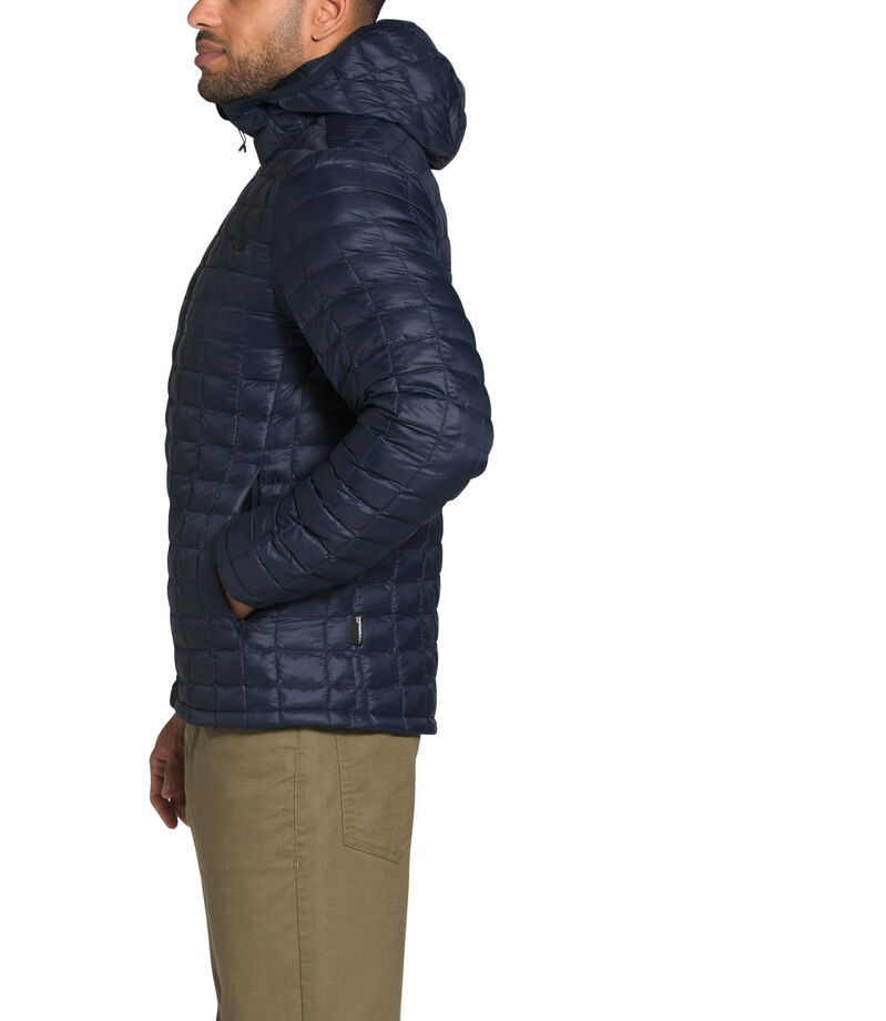 The North Face Chamarra Thermoball Eco Hombre, AZUL, editorial