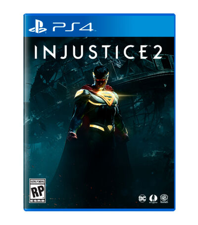 Injustice 2 PS4, , large