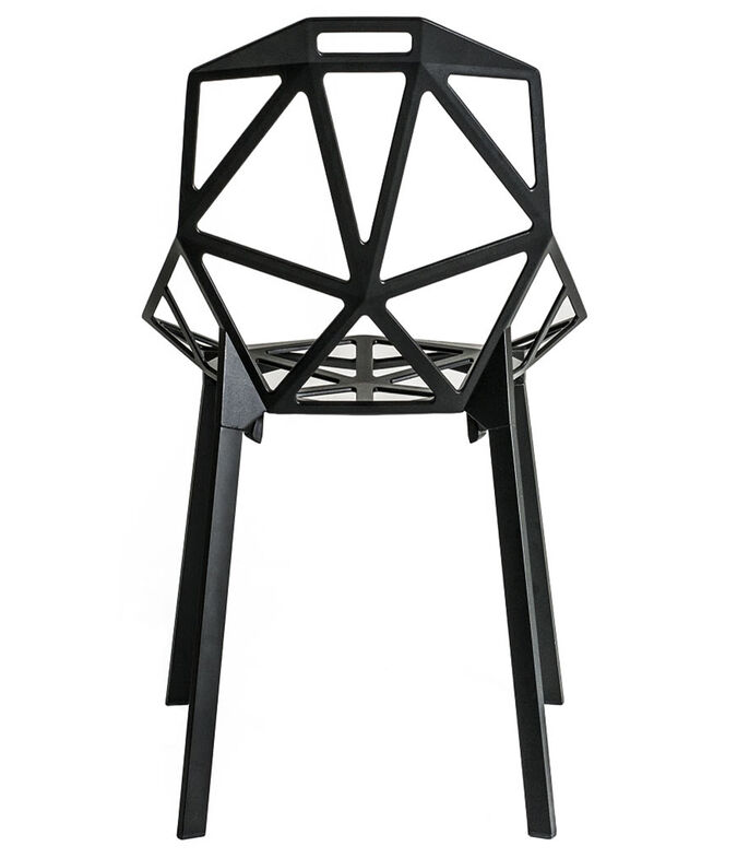 Magis Silla Chair One Negro, , large