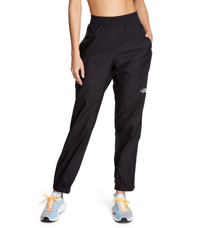 Pants Tear Away Mujer, NEGRO, large