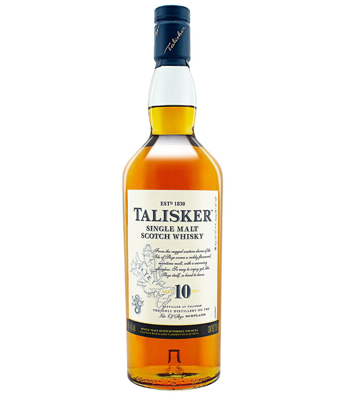 Whisky Talisker 10 Years, 750 ml, , large