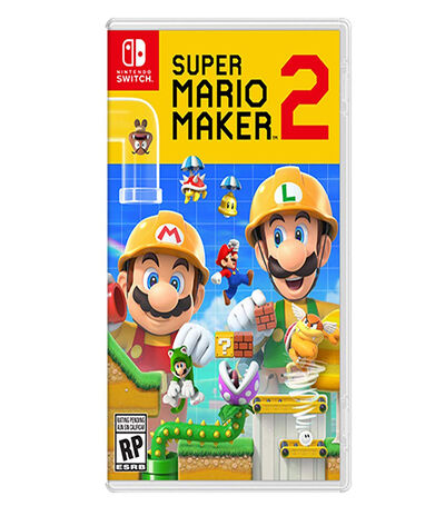 Súper Mario Maker 2 Nintendo Switch, , large
