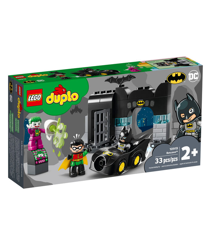 Lego Duplo Batman Batcueva, , large