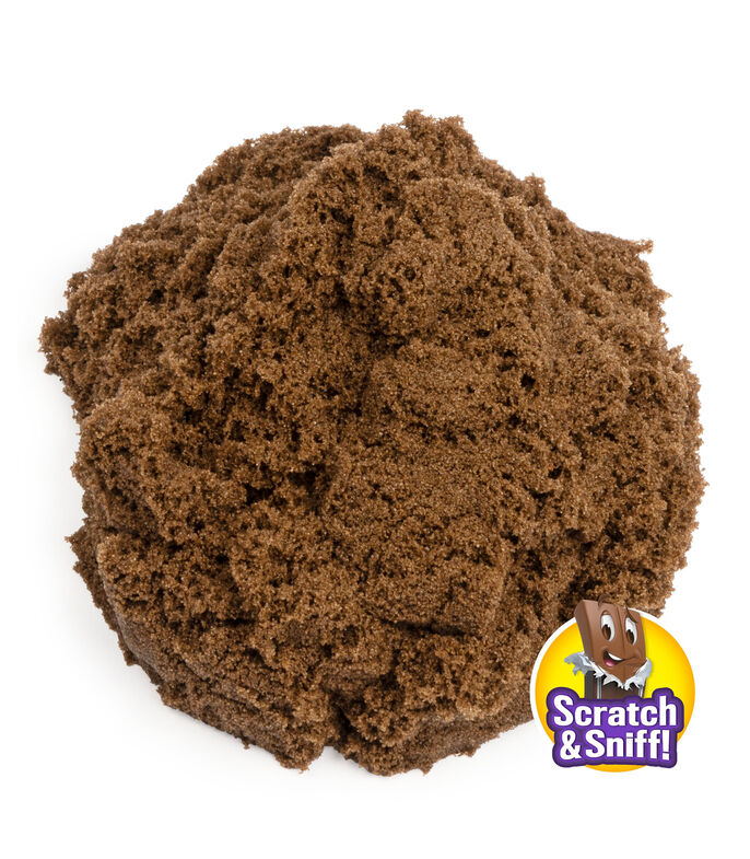 Spin Master Kinetic Sand Scents, Paquete de 4, , large