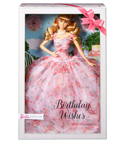 Barbie Birthday Wishes, , large
