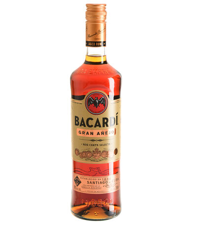 Ron Bacardí Gran Añejo, 750 ml, , large