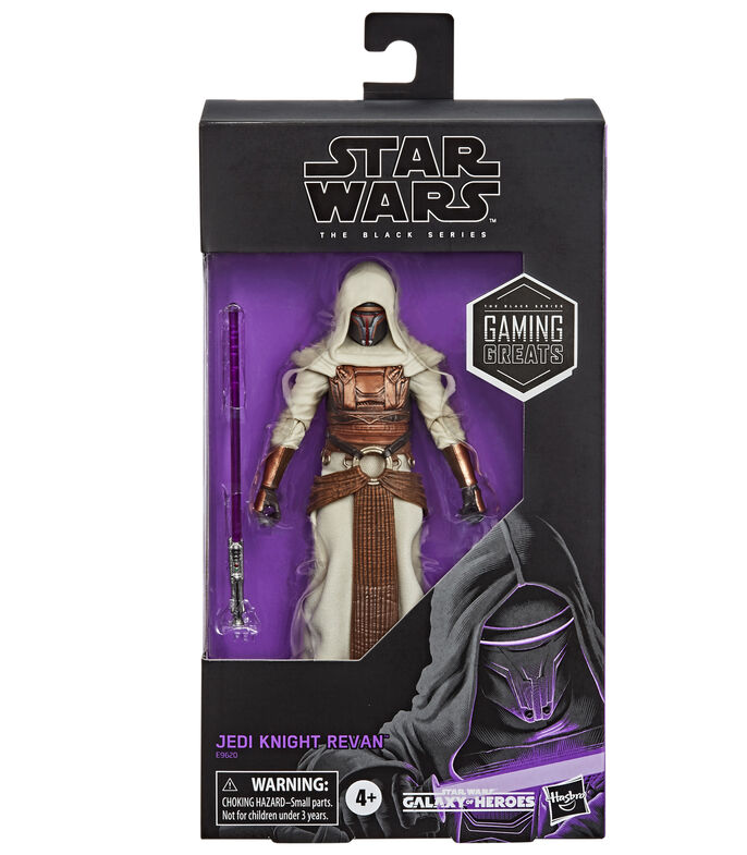 The Black Series - Figura de Jedi Knight Revan, , large