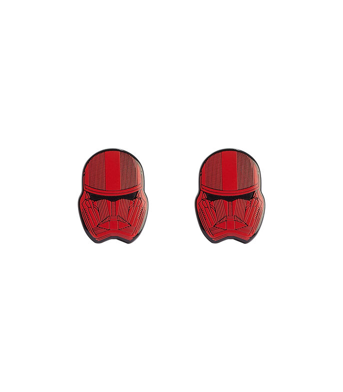 Cufflinks Inc Mancuernillas Casco de Red Stormtrooper Hombre, , large