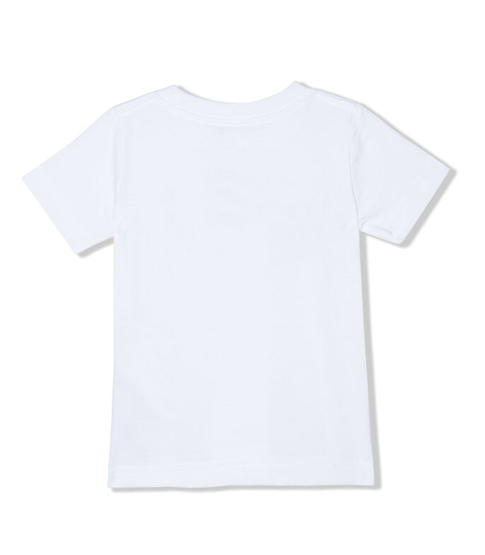 Playera Bebé, BLANCO CON OTRO COLOR, large