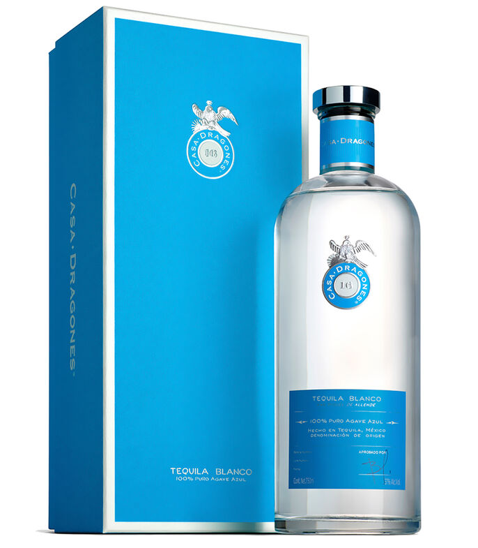 Tequila Blanco Casa Dragones, 750 ml, , large