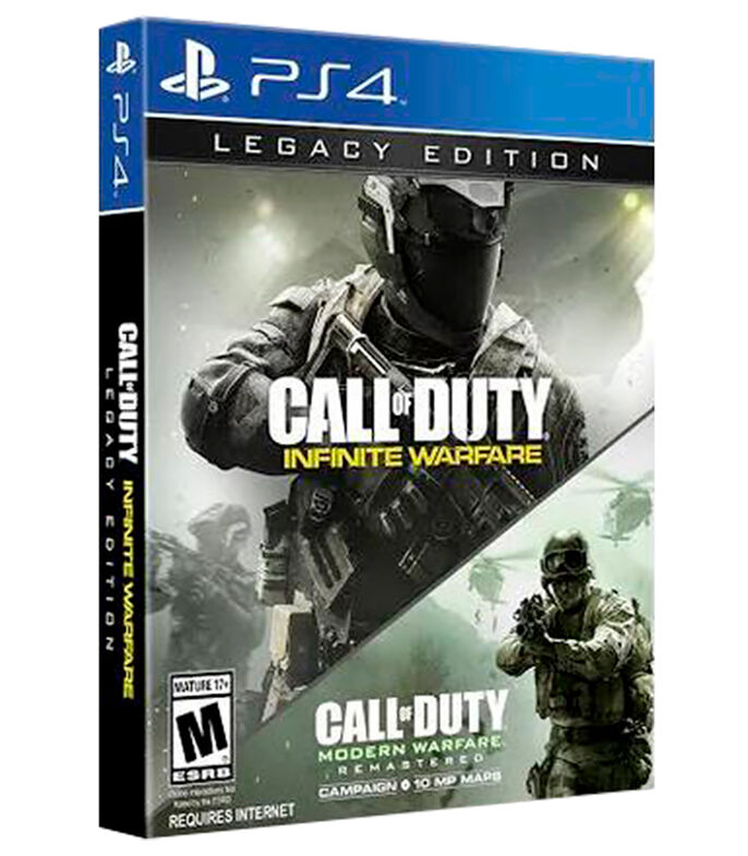 Call Of Duty Infinite Warfare Legacy PS4, , large