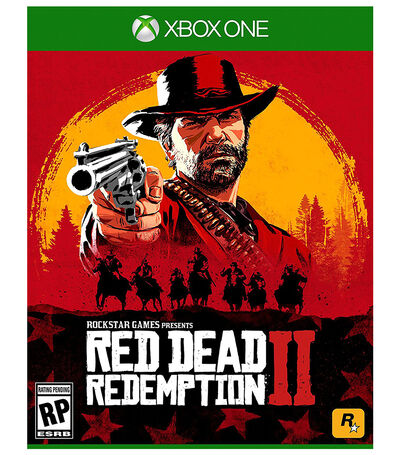 Red Dead Redemption 2 Xbox One, , large
