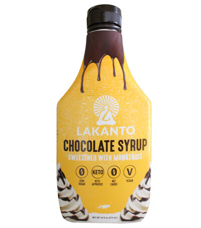 Chocolate Syrup, 473 ml, , large