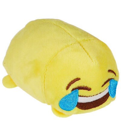 Peluche Happy Tears of Joy Face Yellow, , large