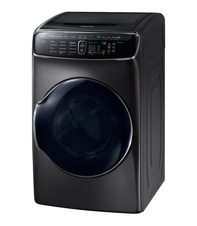 Samsung Secadora a Gas Frontal 24 + 3.5 Kg Negro, , large