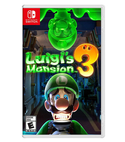 Luigi's Mansion 3 Nintendo Switch, , large