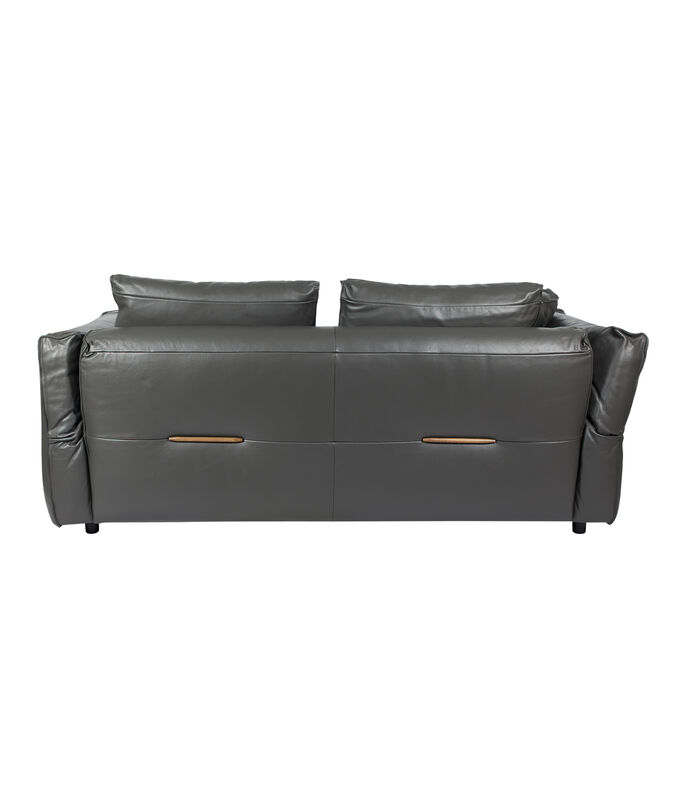 Love Seat Zone Gris, , large
