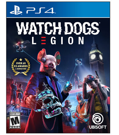 Watch Dogs Legion PS4, , large