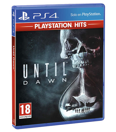 Until Dawn Hits PS4, , large
