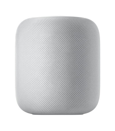 Bocina Portátil Inalámbrica Bluetooth HomePod Blanco, , large
