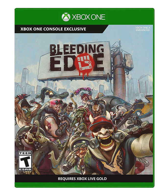 Bleeding Edge Xbox One, , large