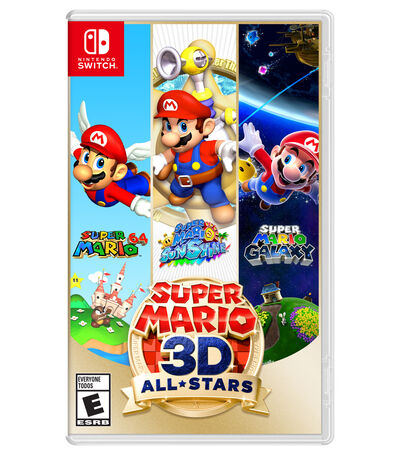 Super Mario 3D All-Stars Nintendo, , large