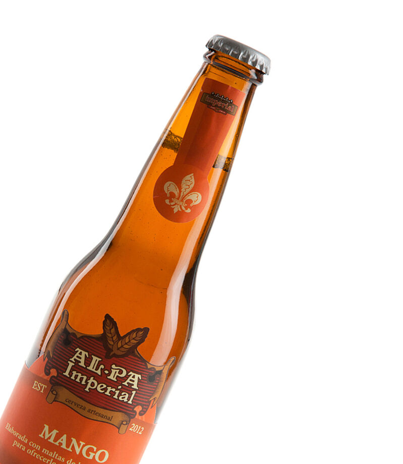 Cerveza Alpa Imperial Mango, 325 ml, , editorial