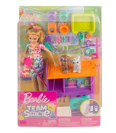 Barbie Mascotas de Stacie, , large