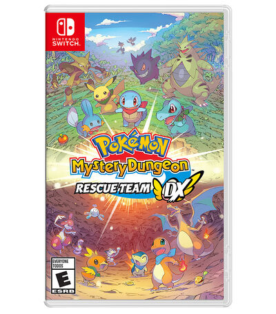 Pokémon Mystery Dungeon Rescue Team DX Nintendo Switch, , large