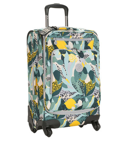 Maleta de Viaje Youri Spin 55 Urban Jungle multicolor, , large