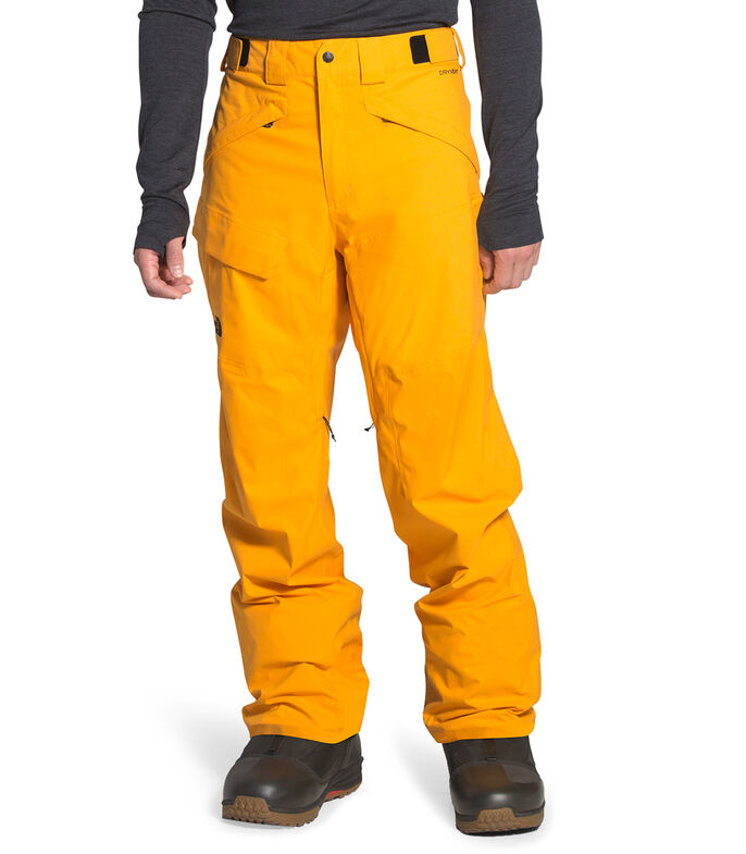 The North Face Pantalón Freedom Hombre, AMARILLO, large