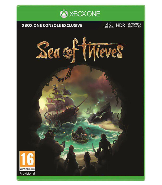 Xbox Xbox One Sea of The Thieves, , large