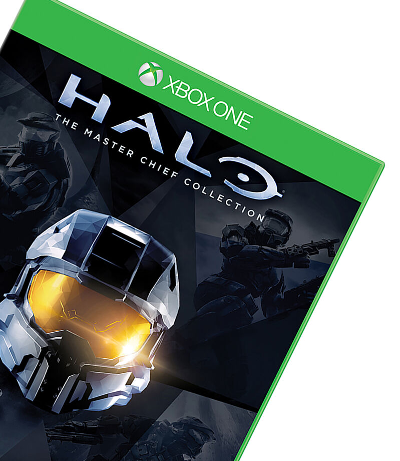 Halo: The Master Chief Collection Xbox One, , editorial