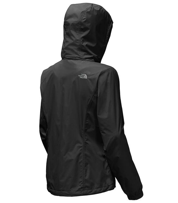 The North Face Chamarra Resolve Mujer, NEGRO, large