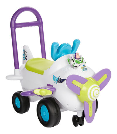 Montable Buzz Activity Plane Ride On, , large