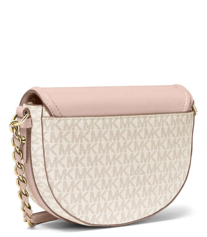 Bolso crossbody con monogram, , large