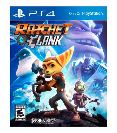 Ratchet and Clank PS4, , large