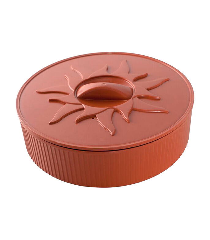 Nordicware Tortillero rojo, , large